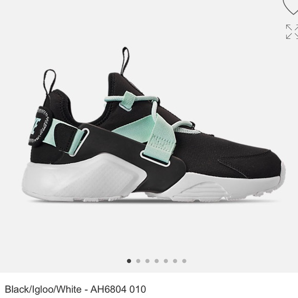 Urban Outfitters x Nike Nike Air Huarache City Low Women's Sneaker Black 7.5 at Urban Outfitters from Urban Outfitters (US) People  People